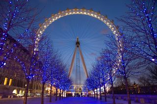 London Eye Wikimedia